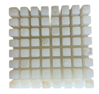 Piston Taco De Empuje Cortapapas Nativa 1 Corte 9x9