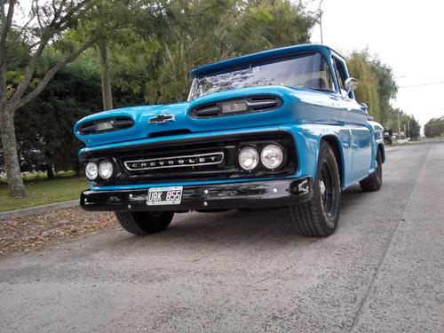 Imagen 1 de 15 de Chevrolet Apache