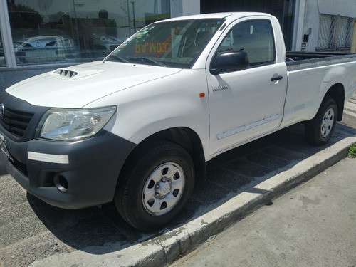 Toyota Hilux Dx 2.5 4x2 S/c 2013