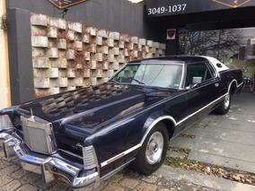Lincoln Continental Mark Iv Bill Blas