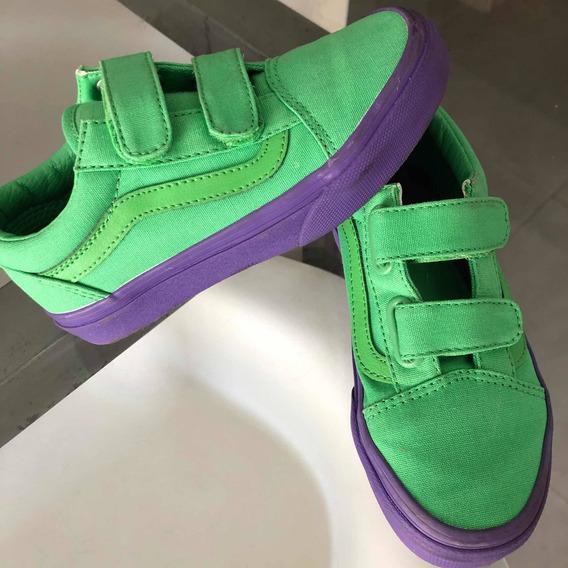 Tênis Vans Edição Buzz Lightyear Toy Story