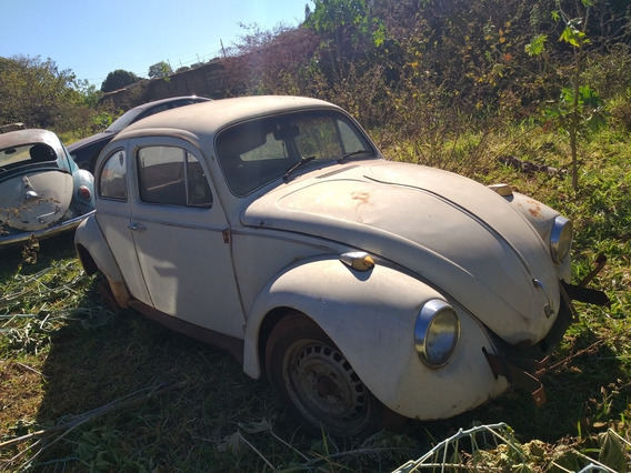 Volkswagen Fusca Lataria