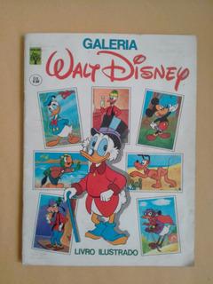 Album De Figurinha Galeria Walt Disney Completo Envio Gratis