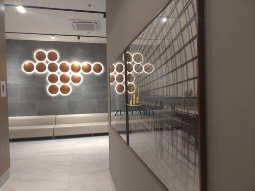 Studio Com 1 Dormitório À Venda, 29 M² Por R$ 318.500,00 - Jardim Maia - Guarulhos/sp - St0085