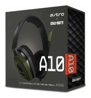 Astro A10 Call Of Duty - Usado *perfectas Condiciones*