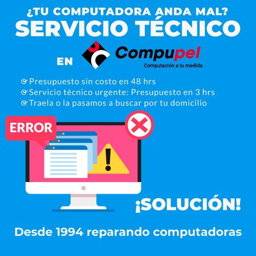 Servicio Técnico, Reparación Computadoras,presupuesto Gratis