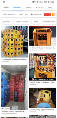 Jabas De Cerveza