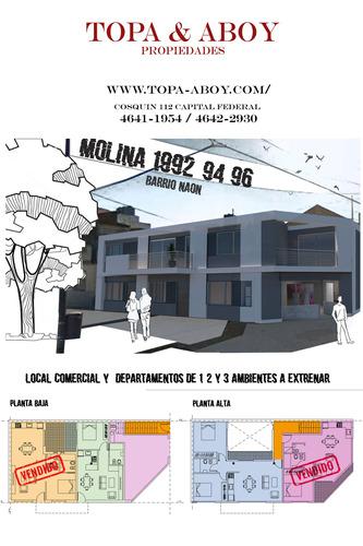 Molina 1992 Local Venta En Pozo