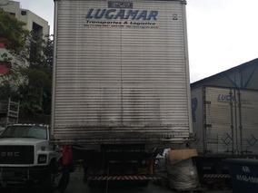 Metalcar Baú De Alumínio