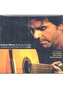 Cd-antonio Villeroy-sinal Dos Tempos E Orquestra De Camara