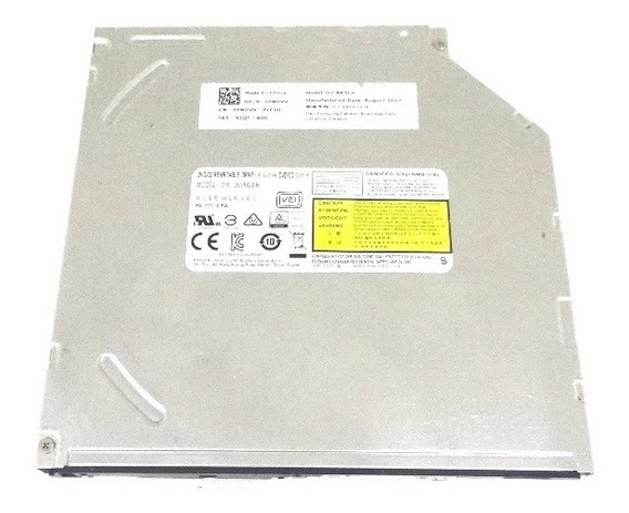 Drive Slim Cd Dvd Gu90n 09m9fk 854 08ey Original C/ Nfe