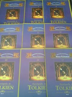 Pack Fasciculos Biblioteca Ilustrada Tolkien - 15 Ejs