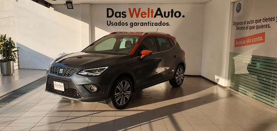 Seat Arona Xcellence 1.6 Tip 2019 Gris/magnetico Inv-517