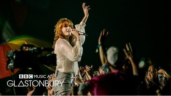Bluray Florence Machine Glastonbury 2015 E Adele Glaston 16