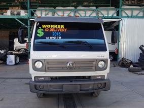 Volkswagen Worker 9.160 Delivery 2015 Biturbo
