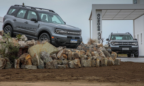 Ford Bronco Big Bend 2021 0km El Mejor Precio (s)