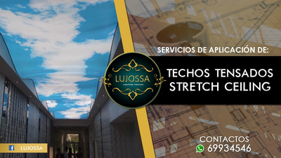 Stretch Ceiling - Techos Tensados - Techos 3d