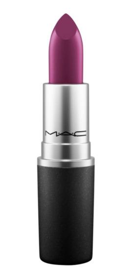 M A C Satin Lipstick - Batom Cremoso 3g