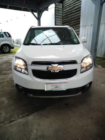 Chevrolet Orlando Ls 2.0ld 6at 2014