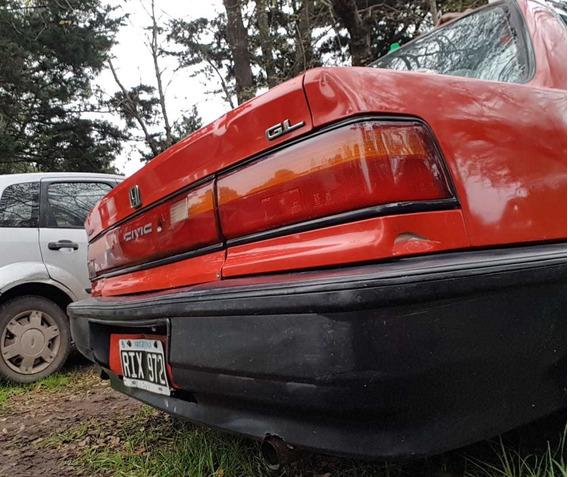 Honda Civic 1.5 Dx 1991