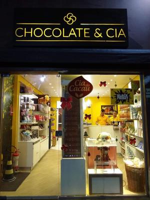 Oportunidade Para Ter Seu Negócio Próprio, Loja De Chocolate