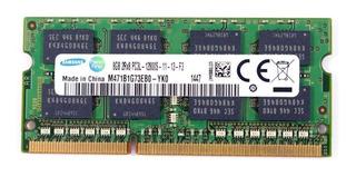 Memoria 8gb Samsung Micron Hynix Ddr3 1600mhz Sodimm Laptop