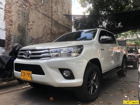 Toyota Hilux Srv 2.8cc At Aa
