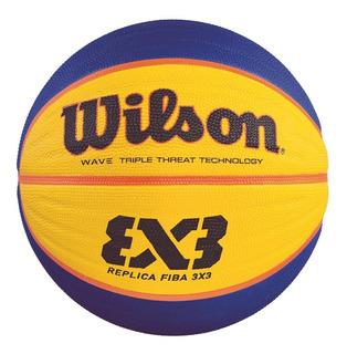 Bola Wilson De Basquete - Fiba 3x3 Replica Game - Basquete