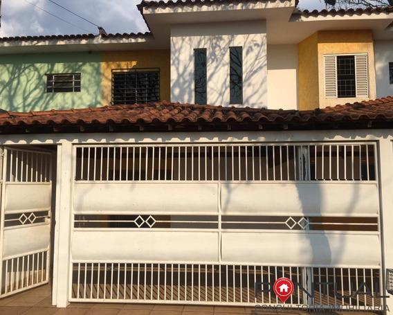 Casa Com 3 Dormitórios Para Alugar, 160 M² Por R$ 2.500/mês - Residencial Vale Verde- Marília Sp - Ca00928 - 34375154