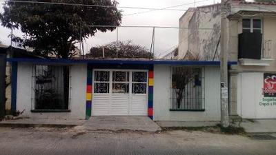Casa En Renta Con Jardín, En Comitán De Domínguez