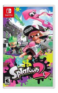 Splatoon 2 - Nintendo Switch Nuevo Y Original