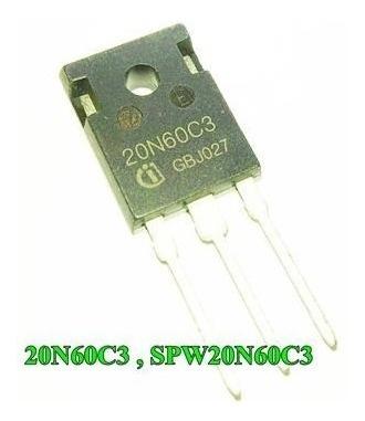 20n60c3 Original