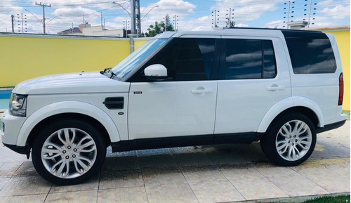 Land Rover Discovery 2014 3.0 Sdv6 Se 5p