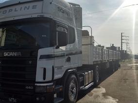 Scania 420 Topline