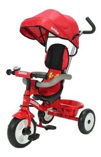 Triciclo Infantil Bebitos Xg-6419 Gira 360