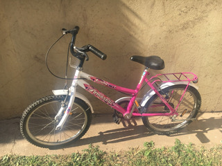 Bicicleta Lady Tomaselli Rodado 20