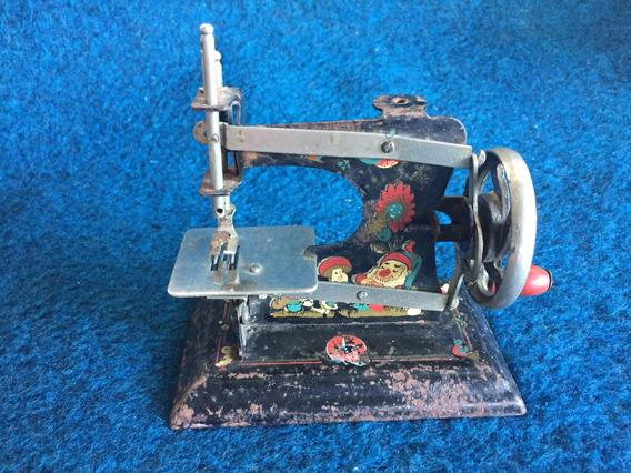 Antiga Maquina De Costura Infantil Marca Estrela Original