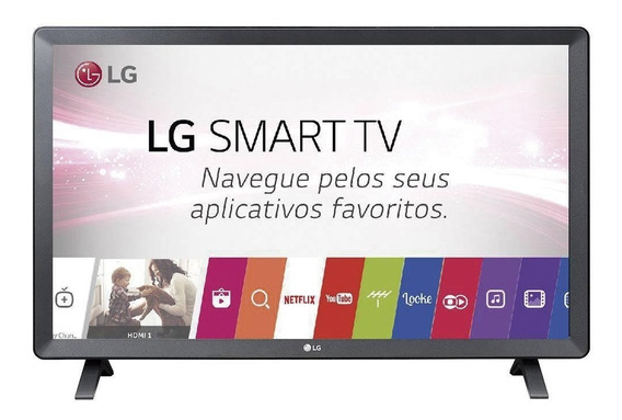 Mart Tv Led Lg 24 Hd Wi-fi Integrado Usb Hdmi Webos 3.5 Scre