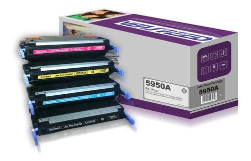Toner Compatible Hp Q5950a Q5951a Q5952a Q5953a Para 4700