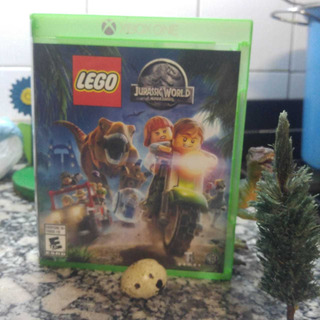 Lego Jurassic World Físico Original Xbox One