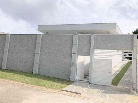 Casa Com 3 Dormitórios Suítes À Venda, 160 M² Por R$ 890.000 - Fazendinha - Carapicuíba/sp - Ca2756