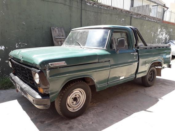 Ford F-100 1970 Gnc 115000$ Titular