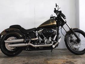 Harley Davidson Black Line 2012/2013 - Baixa Quilometragem