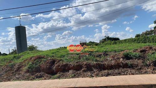 Imagem 1 de 1 de Terreno - Recanto Dos Pássaros - Te2005