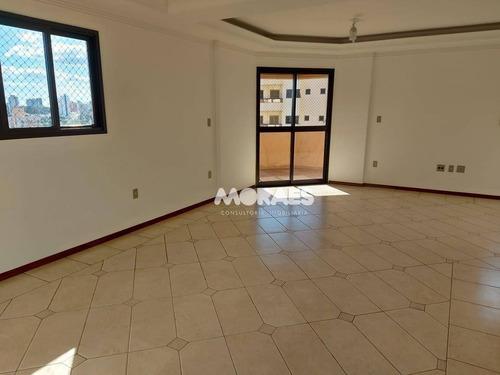 Apartamento Com 3 Dormitórios, 217 M² - Venda Por R$ 690.000,00 Ou Aluguel Por R$ 2.300,00/mês - Edifício Porto Maggiore - Bauru/sp - Ap1770