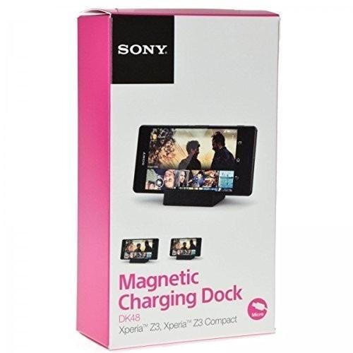 Carregador Magnético Dock Original Sony Dk48 Xperia Z3