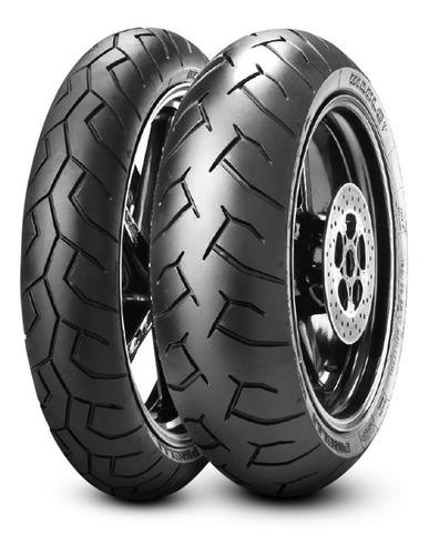 Par Pneu Diablo Pirelli Cb500 F Honda Cb500x 120 + 160