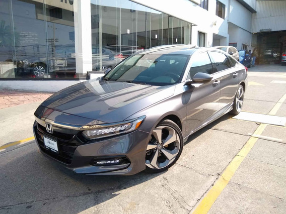 Honda Accord 2019 4p Touring Sedn L4/2.0 Aut