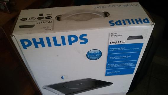 Dvd Philips Con Control Remoto