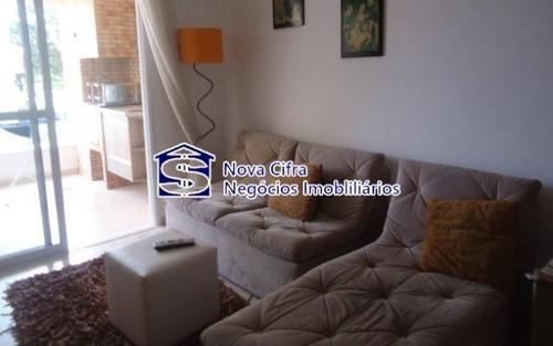 Imagem 1 de 15 de Apartamento 03 Dorms. (01 Suíte) No Jd. Aquarius - 78 M² - Ap4237